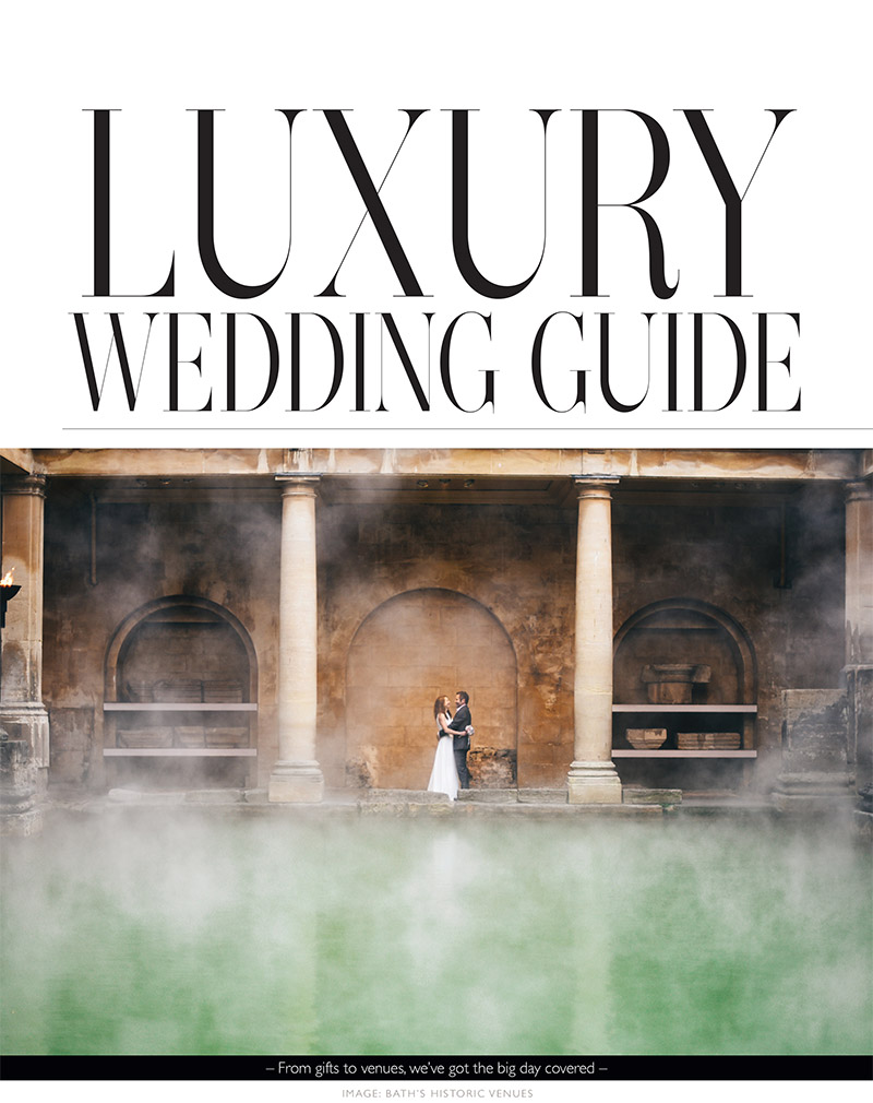 luxury wedding guide